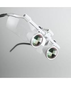 Set Lupas Binoculares HEINE HR 2.5x 340mm