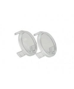 Cristales de protección para HR lupas
