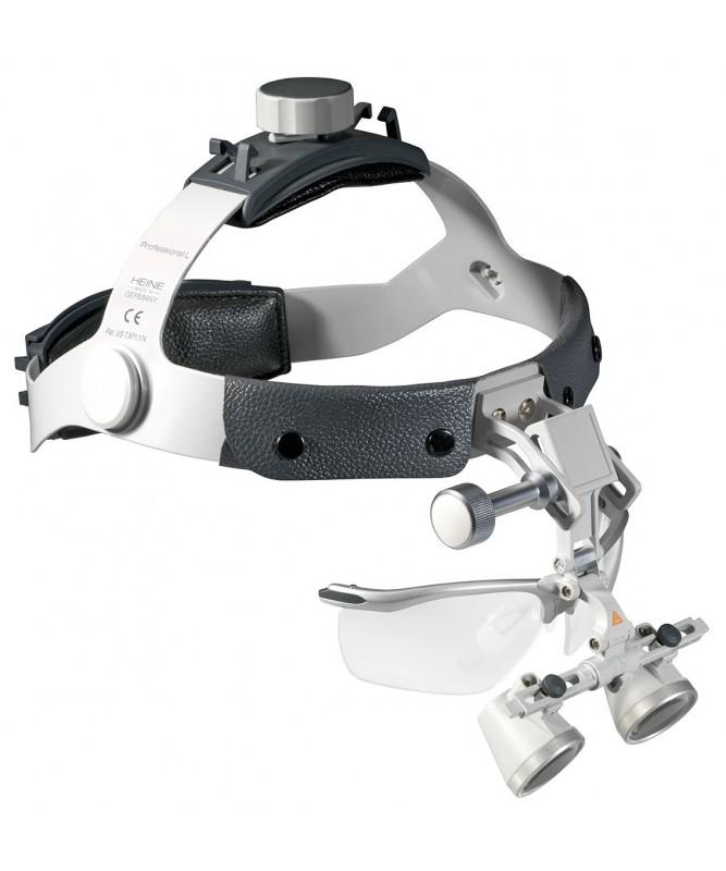 Lupas Binoculares HEINE HR 2.5x 420mm Set B