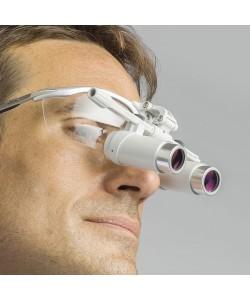 Lupas Binoculares HEINE HRP 3.5x 420mm Set A