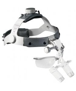 Lupas Binoculares HEINE HRP 3.5x 420mm Set B