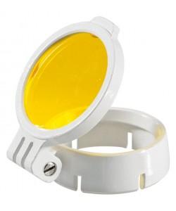 Filtro amarillo desmontable