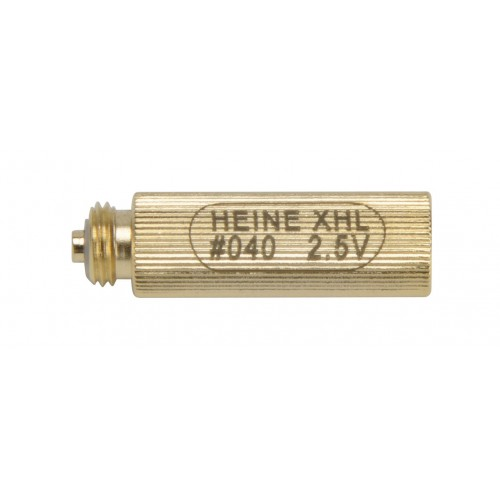Lámpara de recambio HEINE 2,5V XHL 040