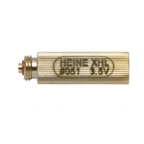 Lámpara de recambio HEINE 3,5V XHL 051