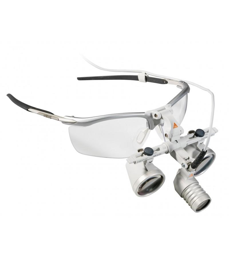 Set HEINE LoupeLight 2 con Optica HR 2.5x/ 340