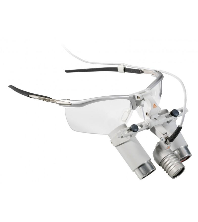 Set HEINE LoupeLight 2 con Optica HRP 3.5x / 420