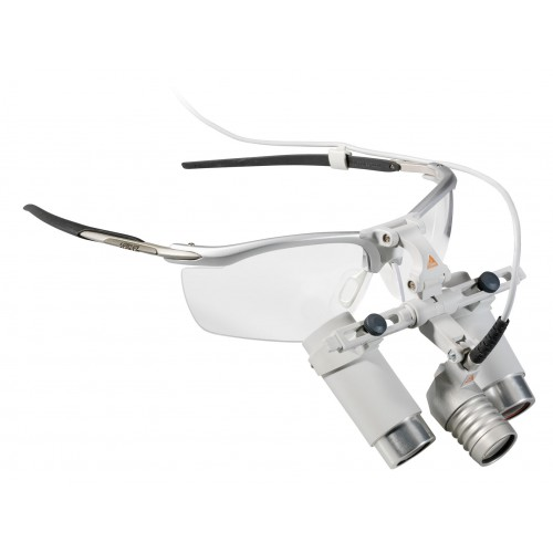 Set HEINE LoupeLight 2 con Optica HRP 6x