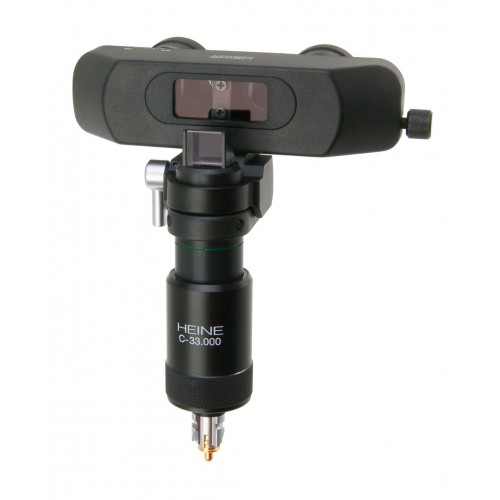 Oftalmoscopio indirecto manual BINOCULAR