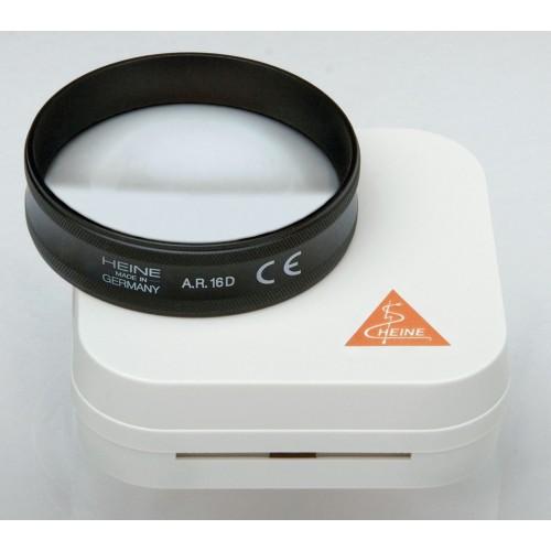 Lupas asféricas de oftalmoscopía A.R. 16 D / Ø 54 mm