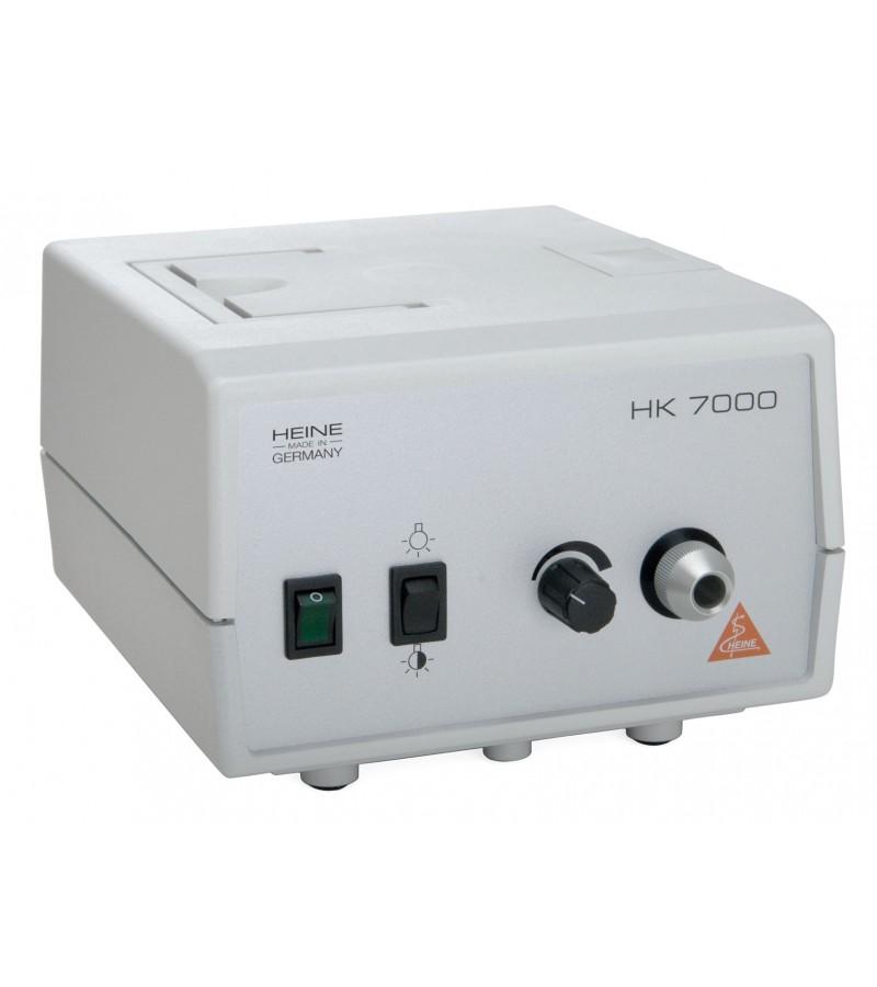 Proyector para fibra óptica HEINE HK 7000