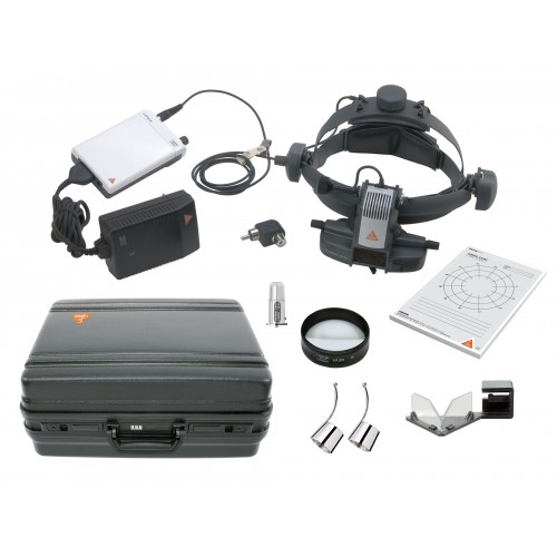 Oftalmoscopio indirecto HEINE OMEGA 500 Set 3