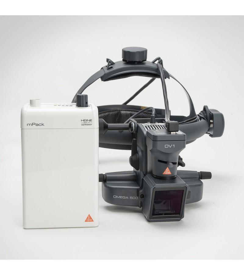 HEINE OMEGA 500 con DV 1