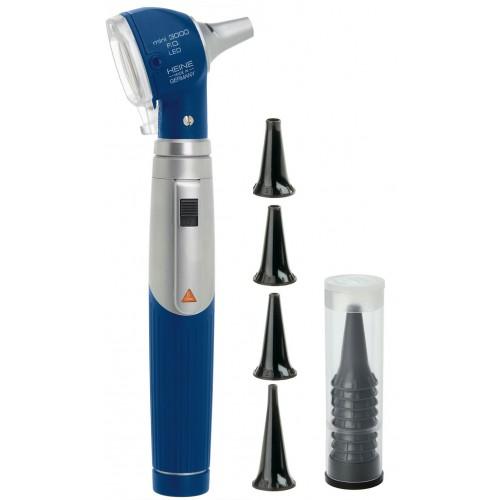 Otoscopio F.O. HEINE mini 3000 LED azul