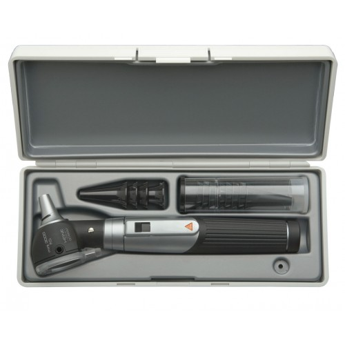 Set de Otoscopio F.O. HEINE mini 3000