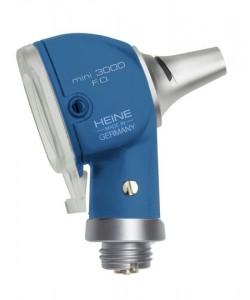 Set de Otoscopio F.O. HEINE mini 3000