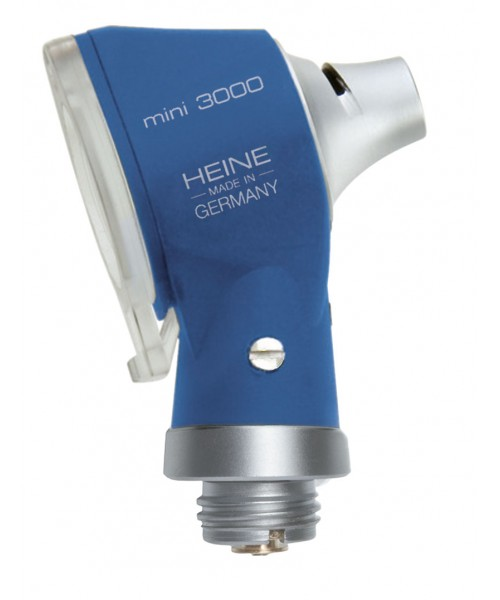 Otoscopio HEINE mini 3000 azul