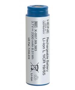 Batería recargable Li-ion para mango recargable BETA 4