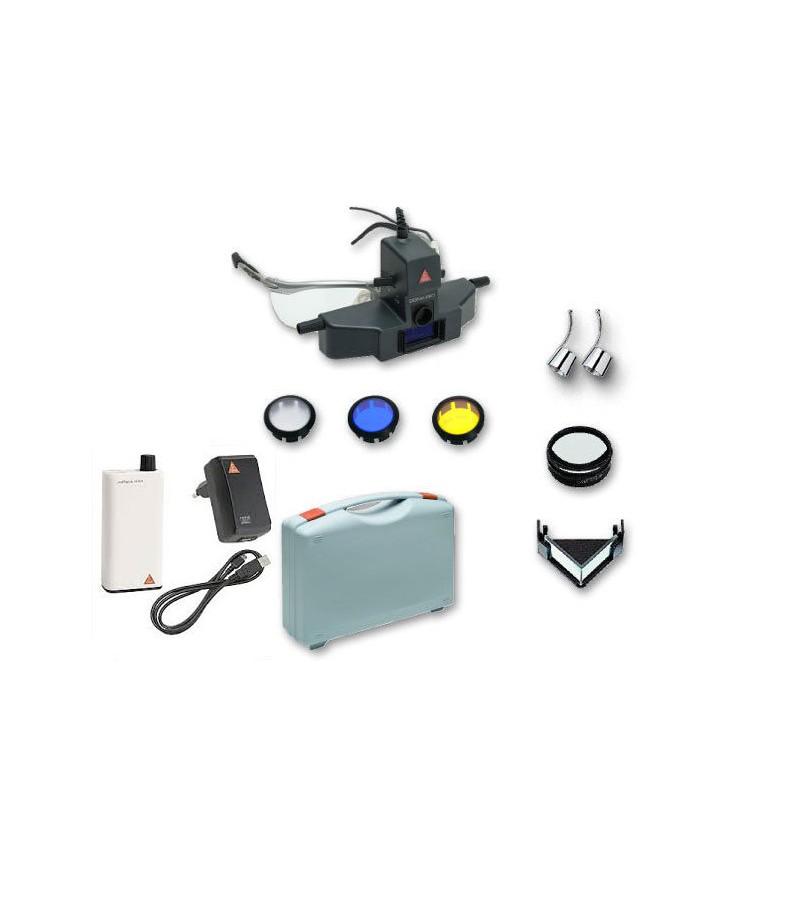 Set Oftalmoscopio HEINE SIGMA 250 LED