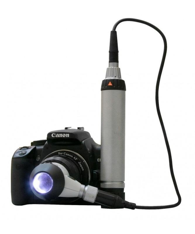 Set con accesorios para fotografìa HEINE SLR