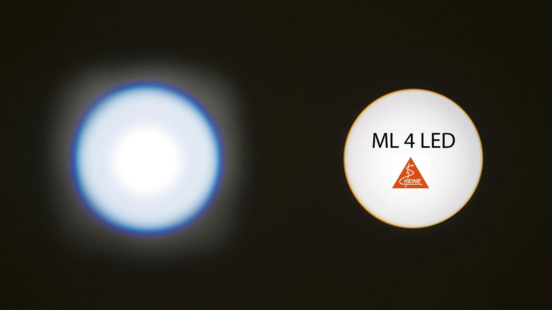 HEINE ML 4 iluminacion
