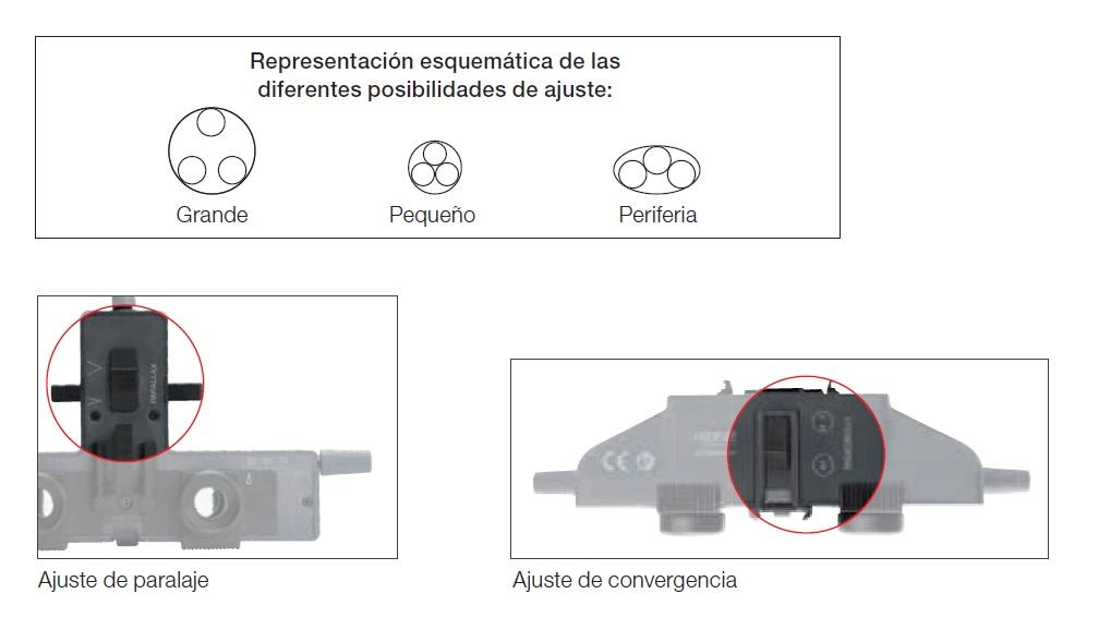 Oftalmoscopio HEINE SIGMA 250